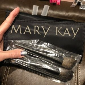 Mary Kay Brush Collection with Bag